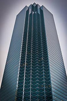 Blue Skyscraper by Jennifer Zandstra