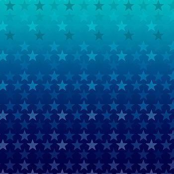 Blue stars by Playfulfoodie