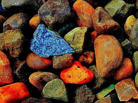 Colin Drysdale - Blue Stone