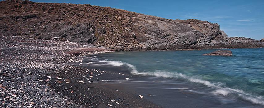 Pedro Cardona Llambias - Blue stones panorama