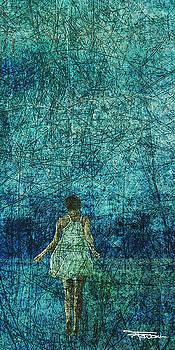 Blue Storm Two by Zan Barrage