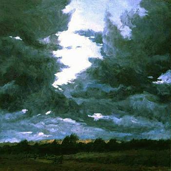 Blue Storm by Zois Shuttie