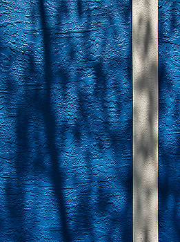 Blue Stucco by Phil Penne
