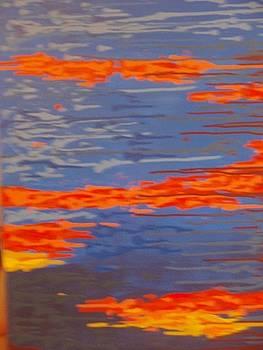 Blue Susnet by Samuel Freedman