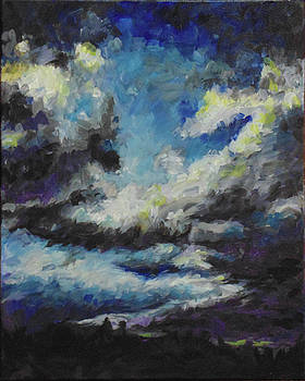 Blue Tempest by Susan Moore