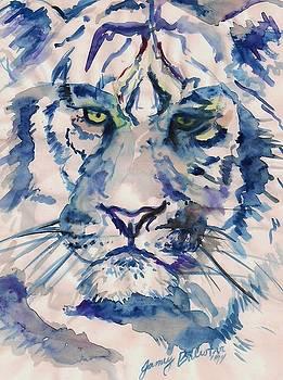 Jamey Balester - Blue Tiger