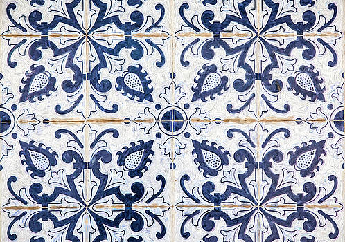 David Letts - Blue Tile of Portugal
