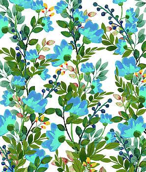 Blue by Uma Gokhale