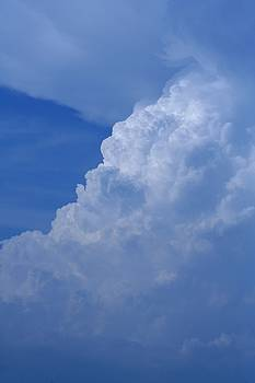 Blue Updraft by Garrett Griffin