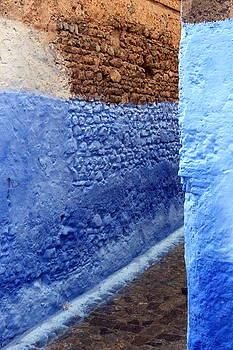 Ramona Johnston - Blue Walls of Chefchaouen