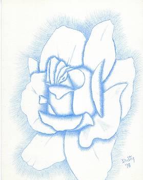 Blue Waltz by Dusty Reed