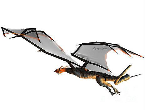 Corey Ford - Blue Wasp Dragon Flight