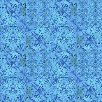 Sue Duda - Blue Water Patchwork