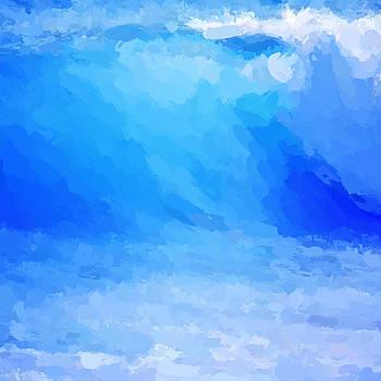 Blue Wave by Anthony Fishburne
