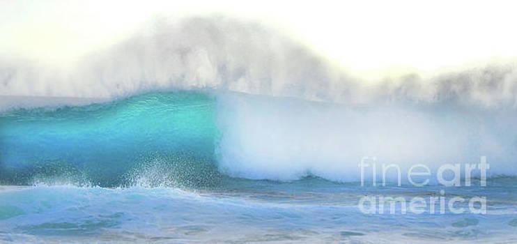 Blue Wave by Kristine Merc