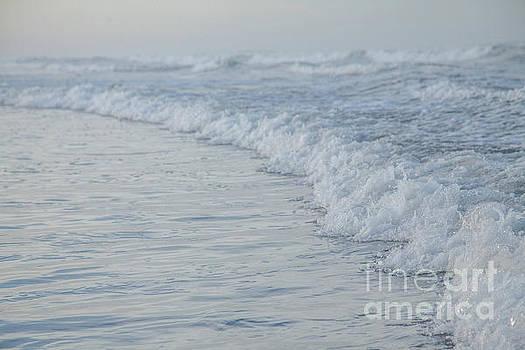 Blue Waves by Iris Greenwell