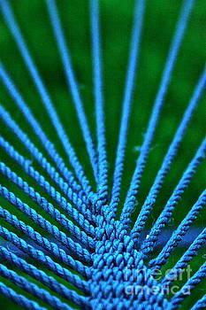 Blue Weave by Xn Tyler