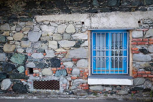 Blue Window by Amanda Adkisson