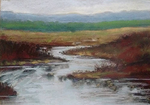 Blue Yonder by Grace Keown