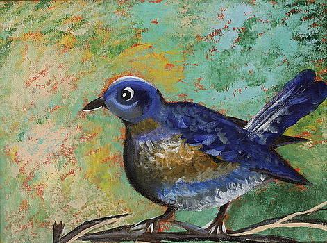 Bluebird by Seema Varma