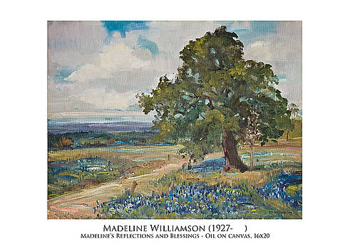 Bluebonnets by Madeline Williamson