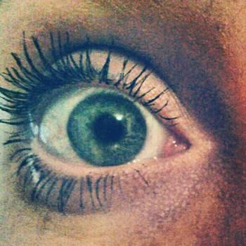 #blueeyes #eyelashes by Melanie Conway