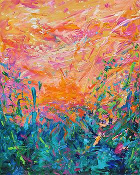 Julie Turner - Bluegrass Sunrise - A-Left