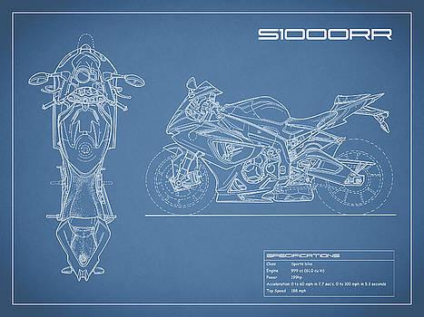 Mark Rogan - Blueprint Of A S1000RR Motorcycle