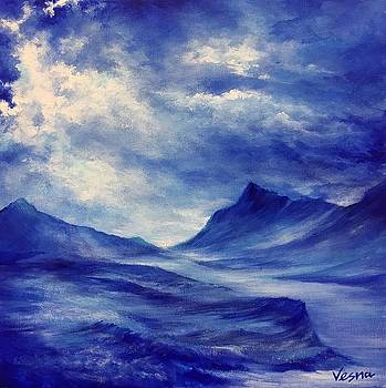 Blues Love  by Vesna Delevska