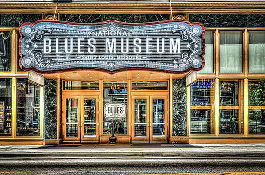 Blues Museum by Spencer McDonald