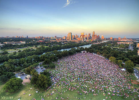 Blues on the Green with Bob Schneider by Andrew Nourse