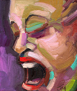 Blues Singer by Jackie Merritt