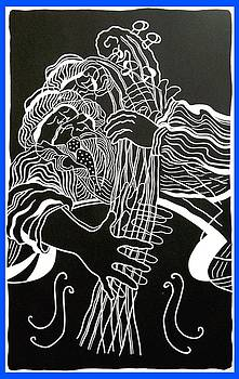 Blues by Steve Mayo