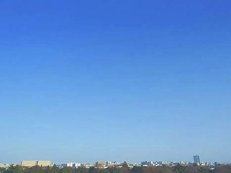 #bluesky #skyblue #sky #love_all_sky by Bow Sanpo