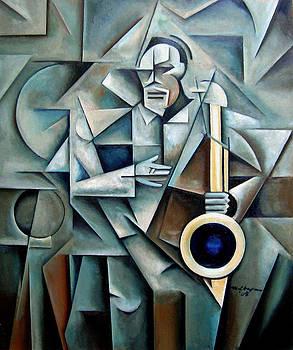 Bluesnik by Martel Chapman