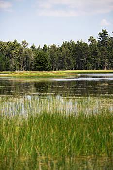 Bluff Lake CA 10 by Chris Brannen
