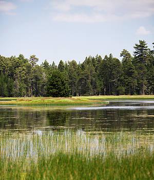 Bluff Lake CA 11 by Chris Brannen