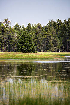 Bluff Lake CA 12 by Chris Brannen