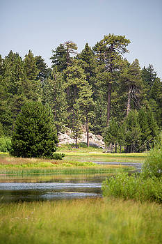 Bluff Lake CA 13 by Chris Brannen
