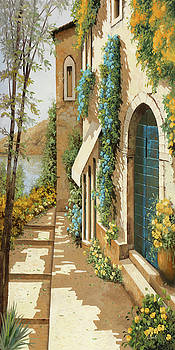 Blugialloblu by Guido Borelli