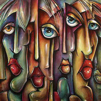 'Blush' by Michael Lang