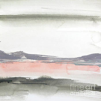 Blush Valley II by Chris Paschke