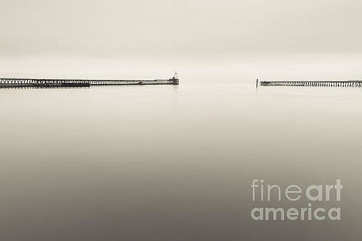 Blyth Piers. by John Cox