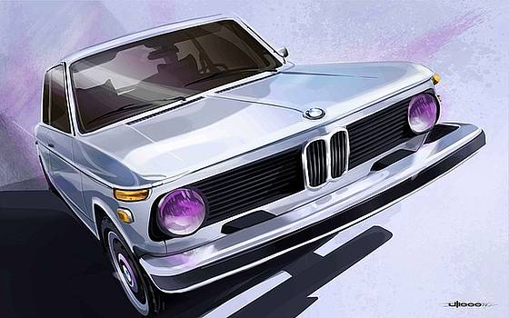 Bmw 2002 by Uli Gonzalez
