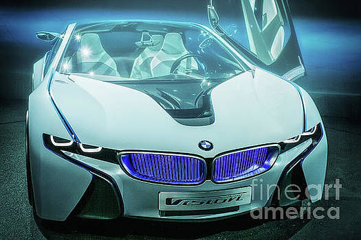 BMW I8 vision VL Efficent Dynamics by Stefano Senise