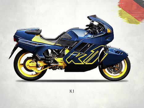 Mark Rogan - The K1 Motorcycle
