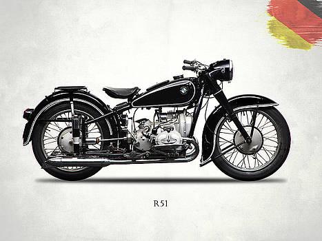 Mark Rogan - The R51 Motorcycle