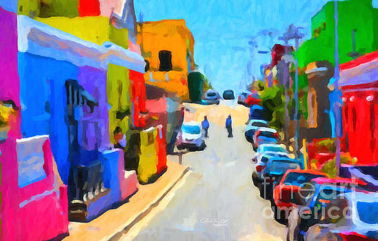 Bo-Kaap by Chris Armytage