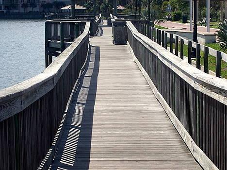 Boardwalk by Keith Straley