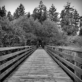 Boardwalk Langford BC by Gregory Varano